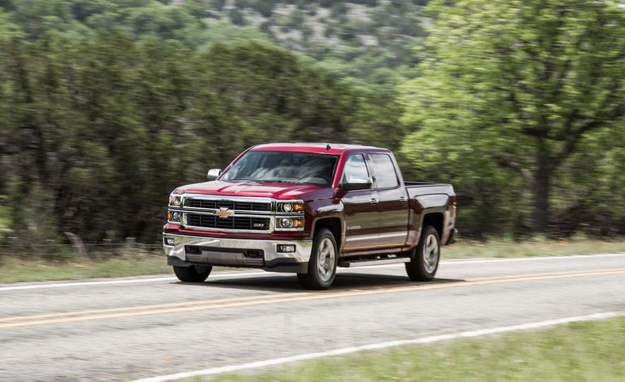 2014 Chevrolet Silverado High Country - Slide 12