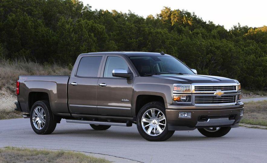 2014 Chevrolet Silverado High Country - Slide 5