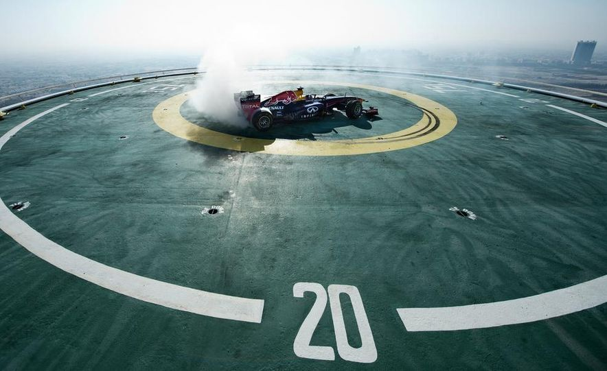 Red Bull Racing F1 - Slide 2
