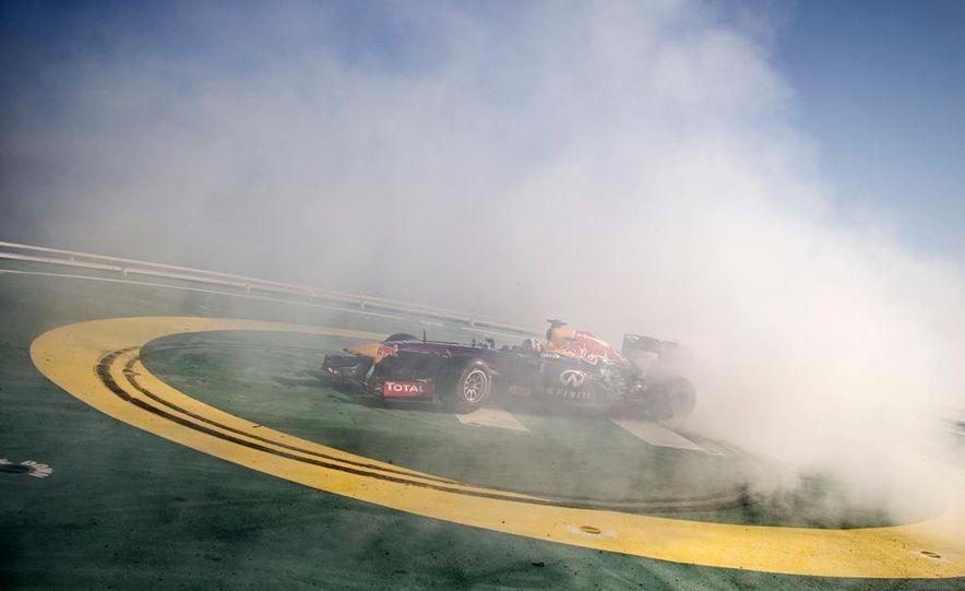 Red Bull Racing F1 - Slide 3