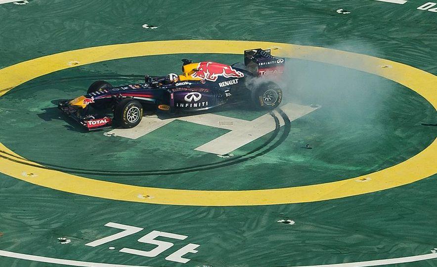 Red Bull Racing F1 - Slide 5