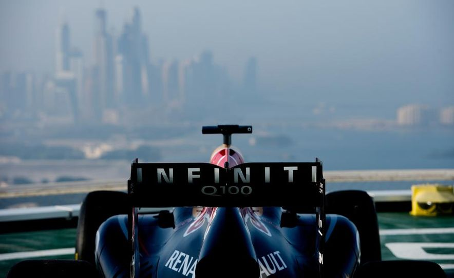 Red Bull Racing F1 - Slide 8