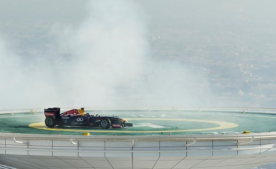 Red Bull Racing F1 - Slide 11