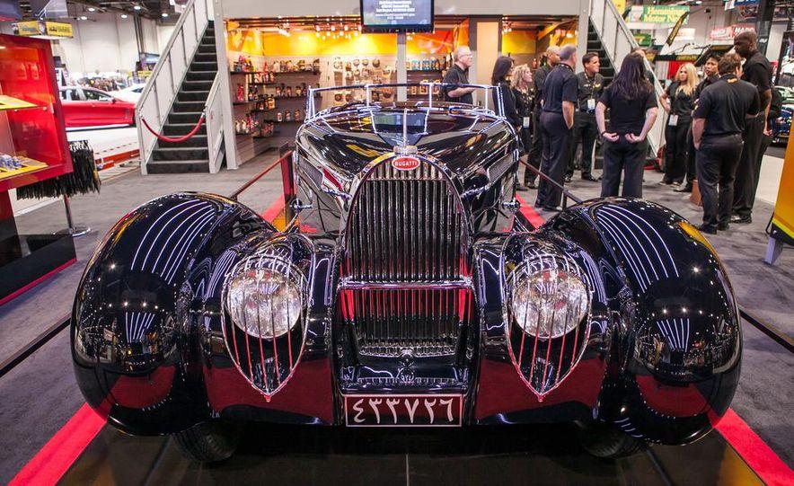 1939 Bugatti Type 57C - Slide 1