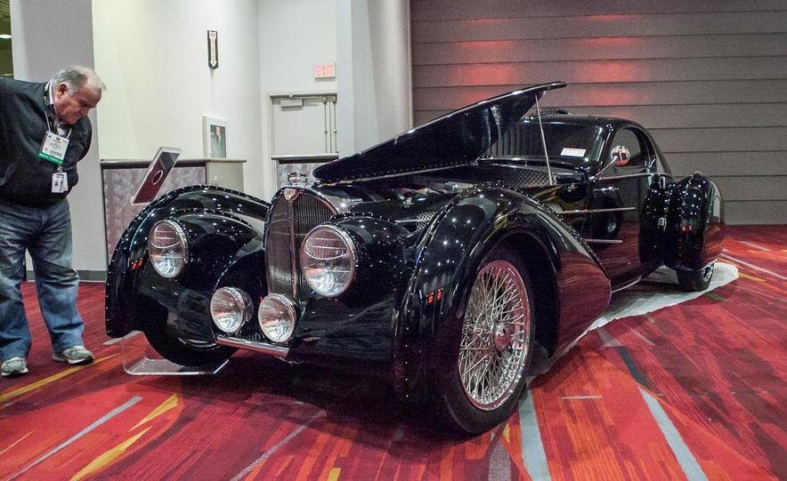 1939 Bugatti Type 57C - Slide 20