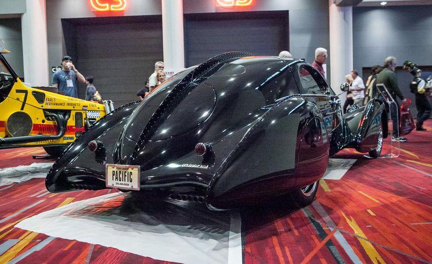 1939 Bugatti Type 57C - Slide 23