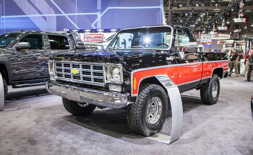 1978 Chevrolet Performance Classic Truck Concept - Slide 1
