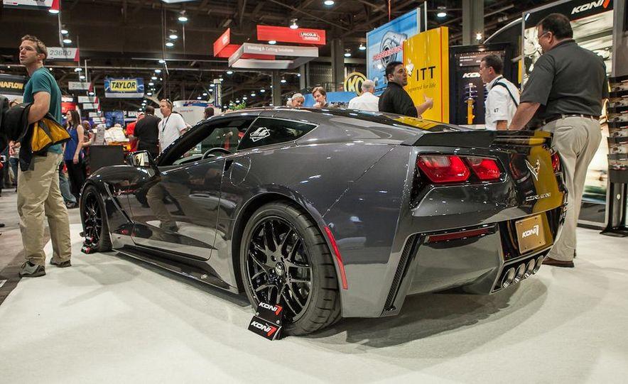 "Chevrolet Corvette Stingray ""Gran Turismo"" concept - Slide 9"