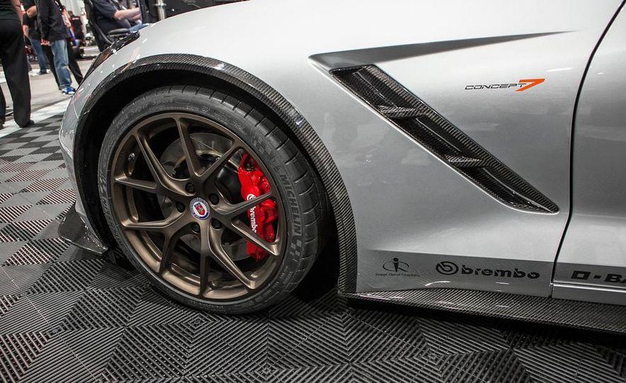 "Chevrolet Corvette Stingray ""Gran Turismo"" concept - Slide 21"