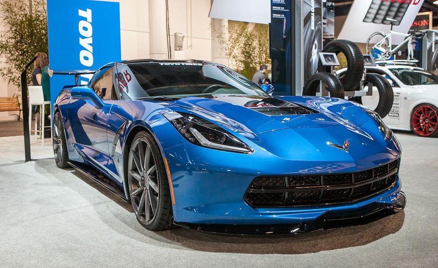 "Chevrolet Corvette Stingray ""Gran Turismo"" concept - Slide 11"