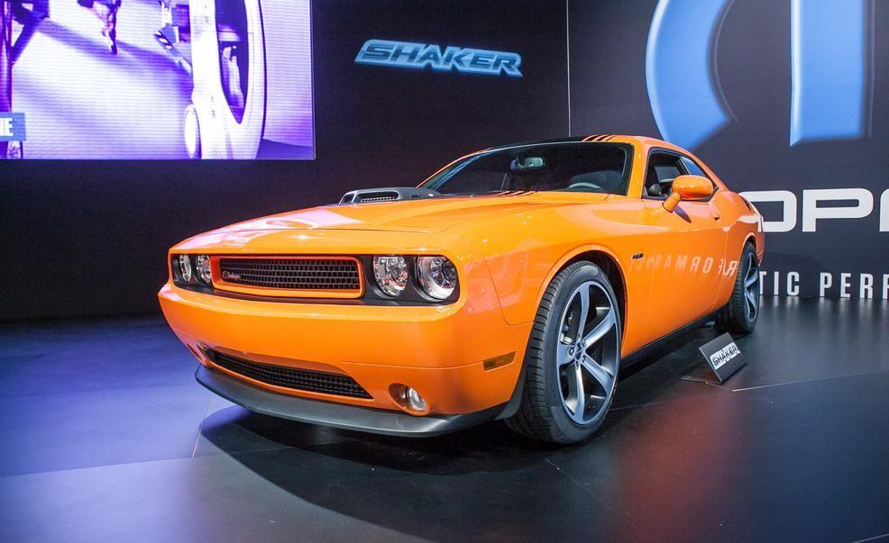 Dodge Challenger Shaker and Mopar 14 Models Announced  News