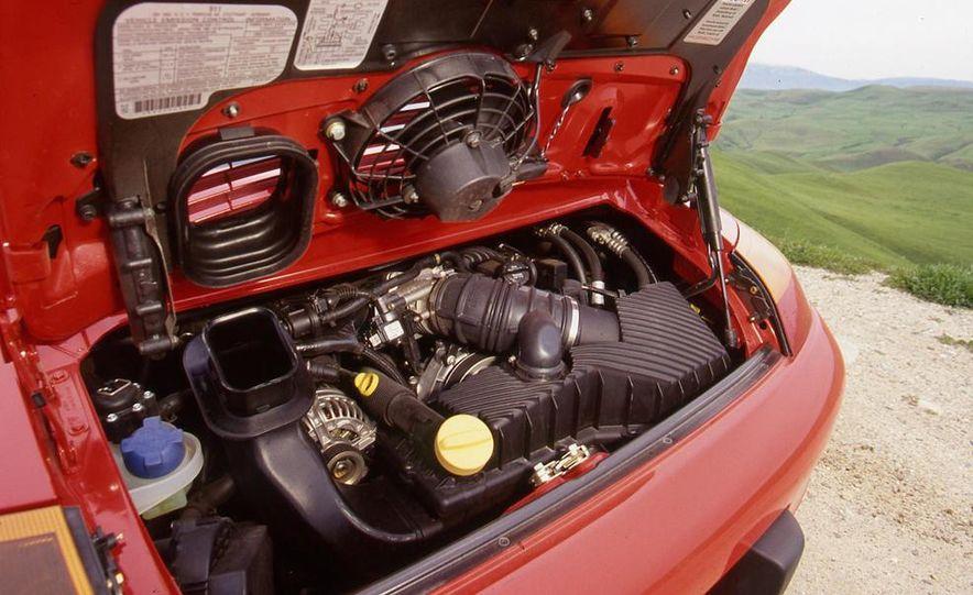 Chevrolet Corvette and Porsche 911 Carrera - Slide 10