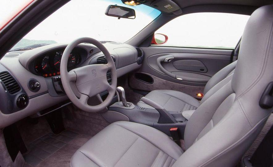 Chevrolet Corvette and Porsche 911 Carrera - Slide 8