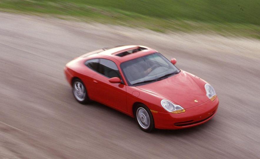 Chevrolet Corvette and Porsche 911 Carrera - Slide 5
