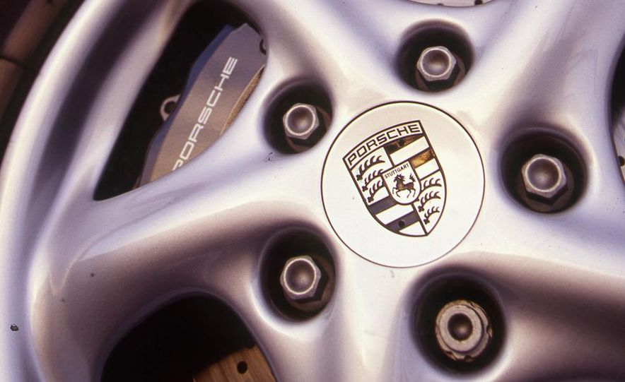 Chevrolet Corvette and Porsche 911 Carrera - Slide 7