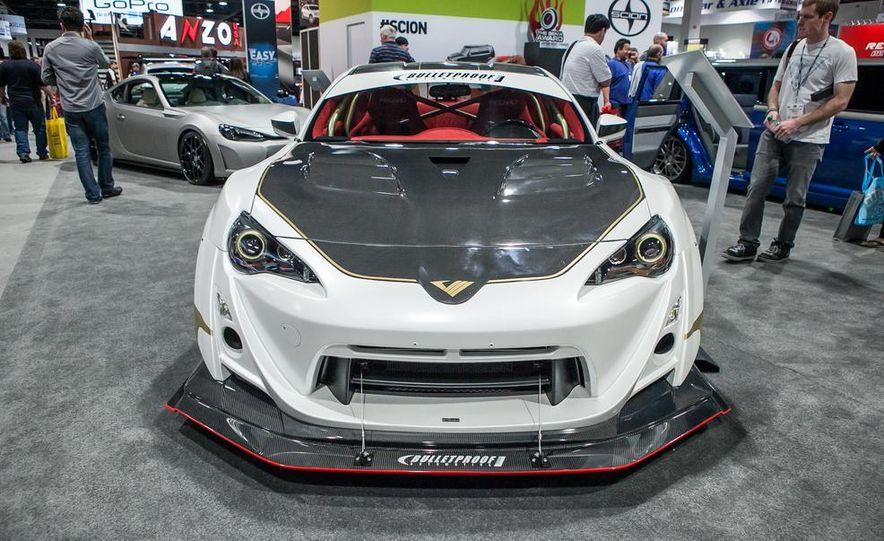 Bulletproof Automotive Concept One Scion FR-S - Slide 1