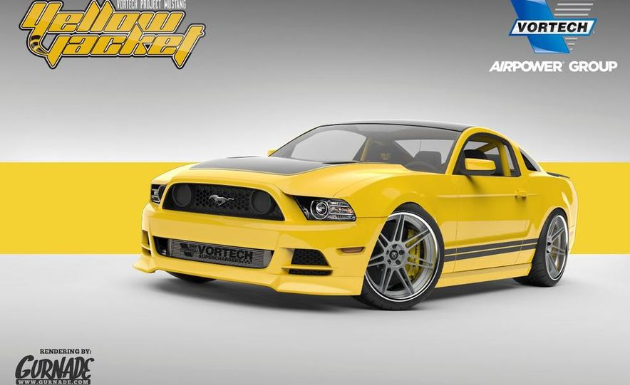 2013 Ford Mustang GT by Vortech - Slide 6