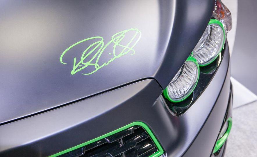 Chevrolet Performance Sonic RS concept - Slide 8