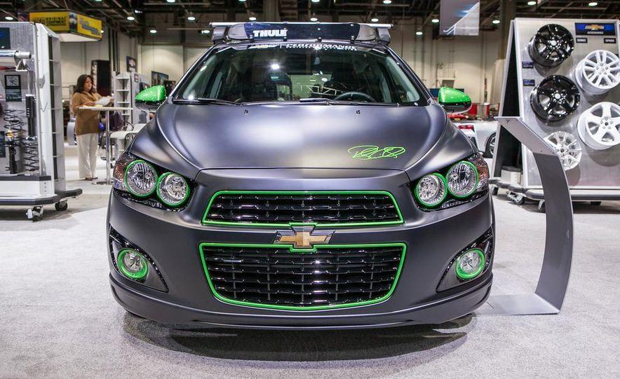 Chevrolet Performance Sonic RS concept - Slide 4