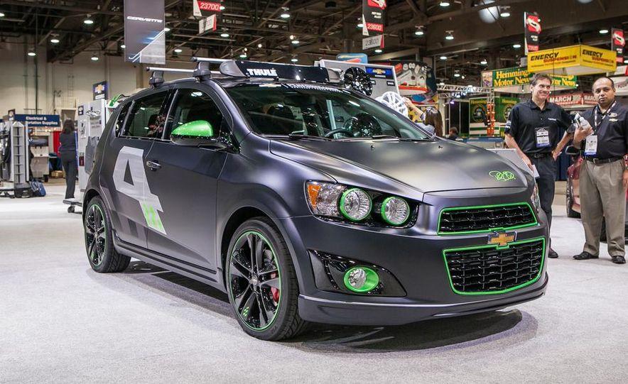 Chevrolet Performance Sonic RS concept - Slide 5