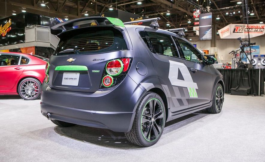 Chevrolet Performance Sonic RS concept - Slide 6