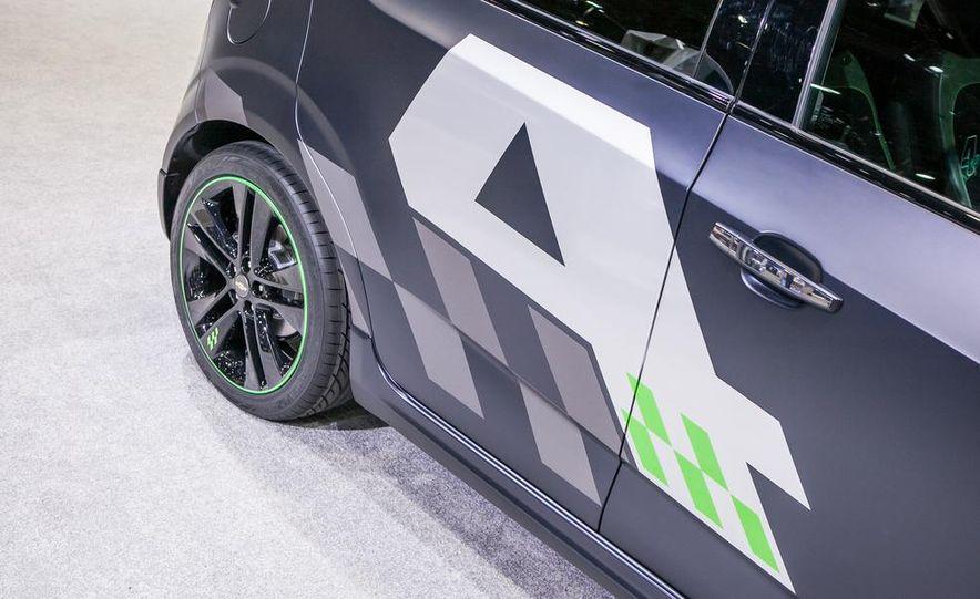 Chevrolet Performance Sonic RS concept - Slide 7