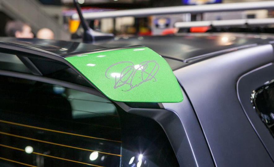 Chevrolet Performance Sonic RS concept - Slide 9