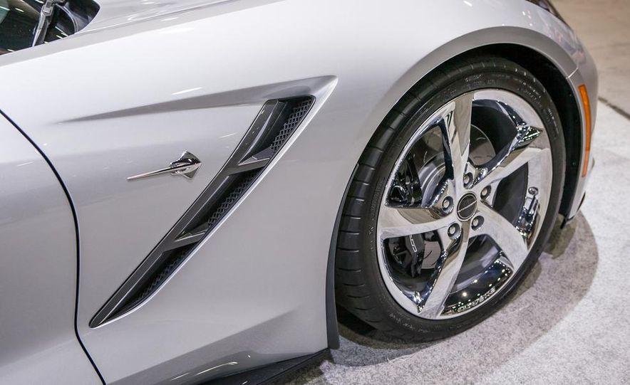 Chevrolet Corvette Stingray Convertible Atlantic Concept - Slide 4
