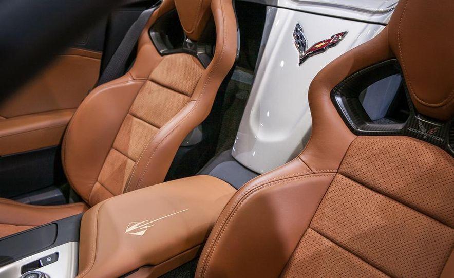 Chevrolet Corvette Stingray Convertible Atlantic Concept - Slide 6