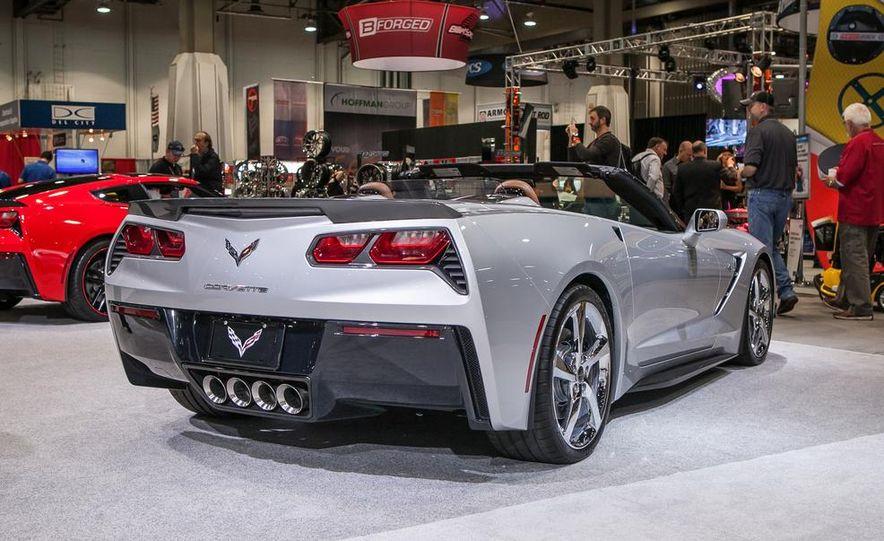 Chevrolet Corvette Stingray Convertible Atlantic Concept - Slide 3