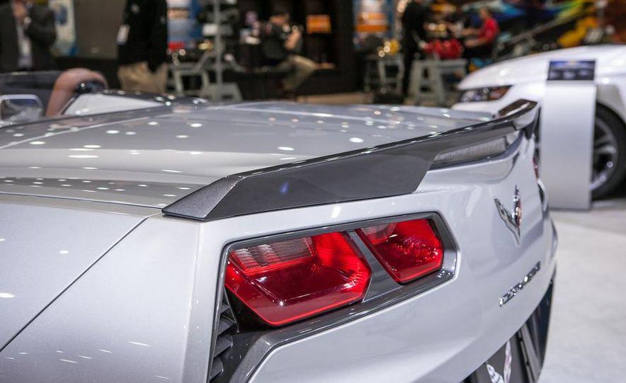Chevrolet Corvette Stingray Convertible Atlantic Concept - Slide 5