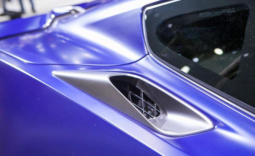 Chevrolet Corvette Stingray Convertible Atlantic Concept - Slide 16