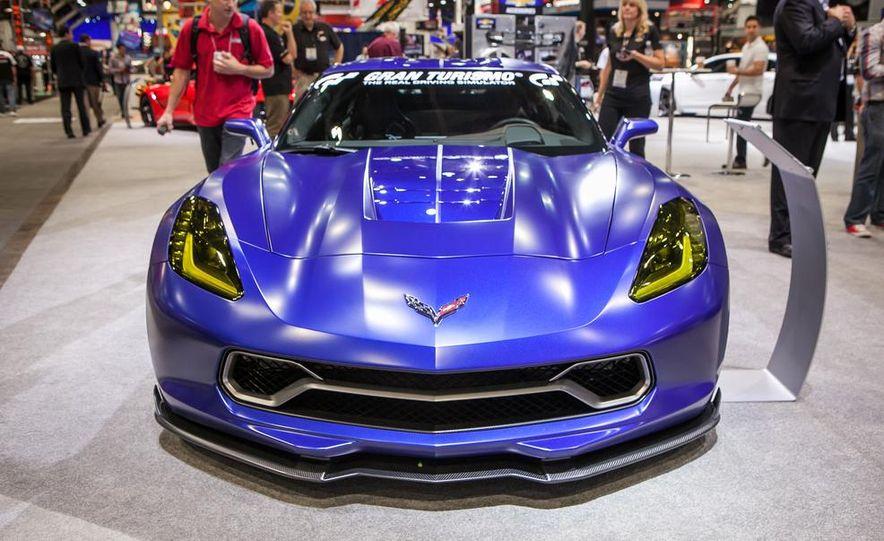 Chevrolet Corvette Stingray Convertible Atlantic Concept - Slide 11