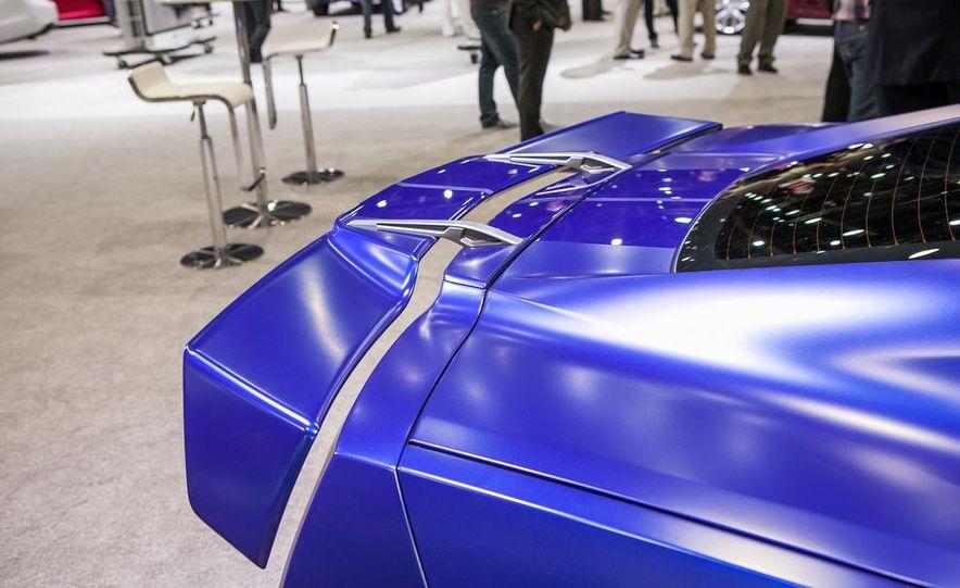 Chevrolet Corvette Stingray Convertible Atlantic Concept - Slide 17