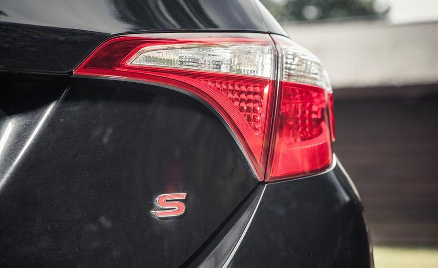 2014 Toyota Corolla S - Slide 8