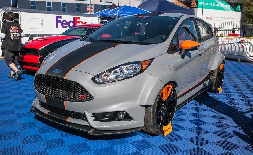 Ford Fiesta ST by Bojix Design - Slide 1