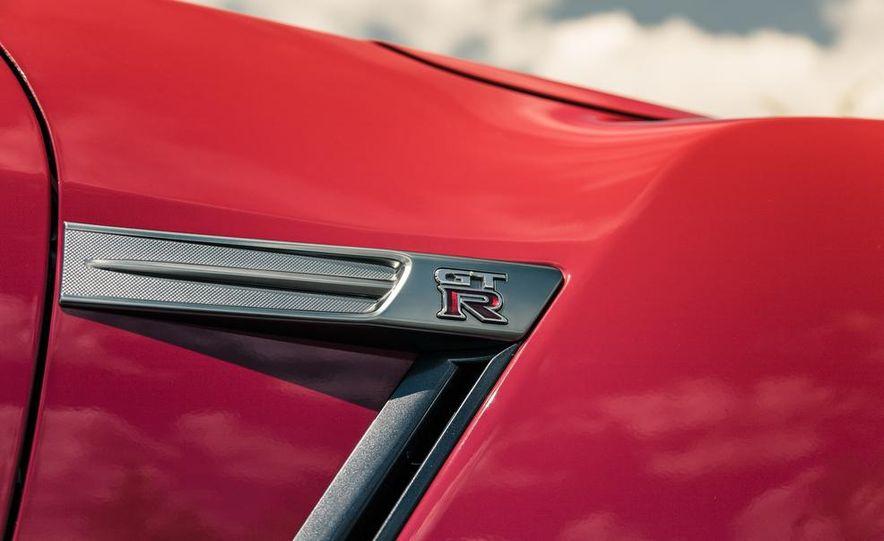 2014 Nissan GT-R Track Edition - Slide 17