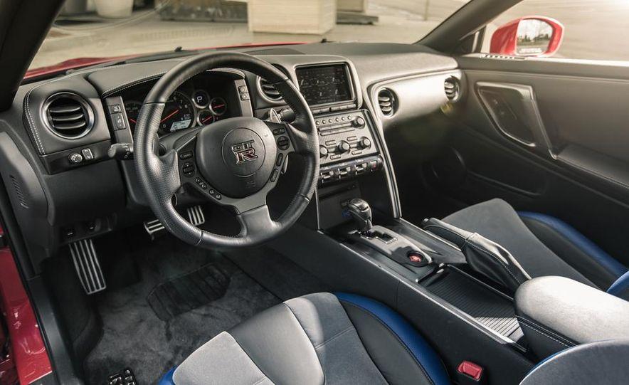 2014 Nissan GT-R Track Edition - Slide 27