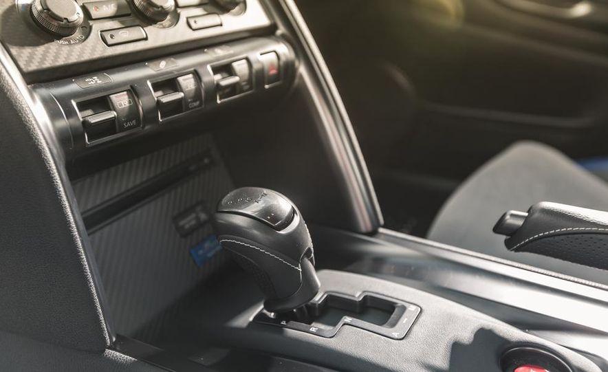 2014 Nissan GT-R Track Edition - Slide 39