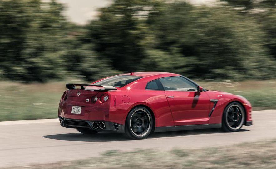 2014 Nissan GT-R Track Edition - Slide 6