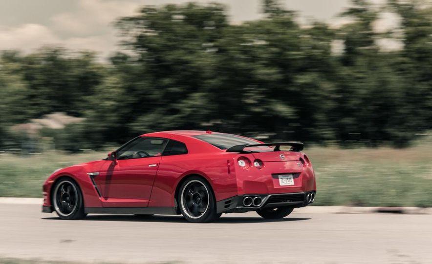2014 Nissan GT-R Track Edition - Slide 8