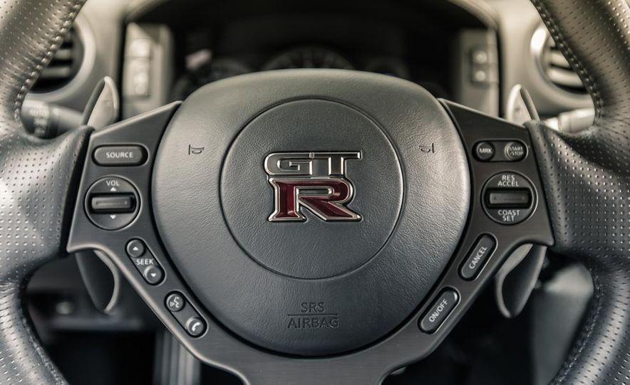 2014 Nissan GT-R Track Edition - Slide 31