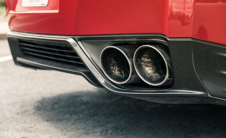 2014 Nissan GT-R Track Edition - Slide 26