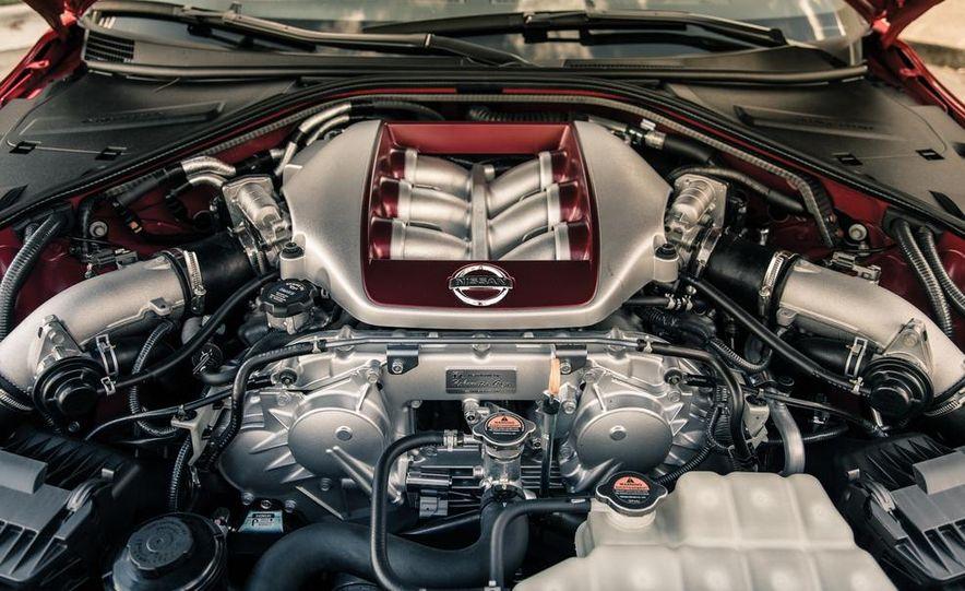 2014 Nissan GT-R Track Edition - Slide 44