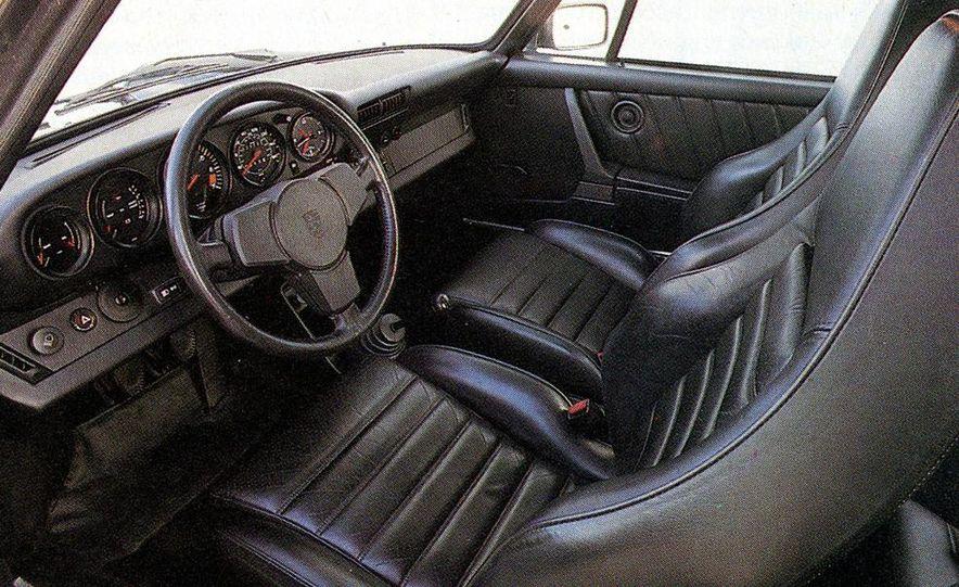 1984 Porsche 911 Carrera - Slide 9