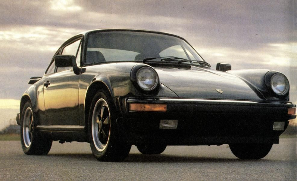 1984 porsche 911 carrera archived road test review car and driver 1984 porsche 911 carrera sciox Image collections