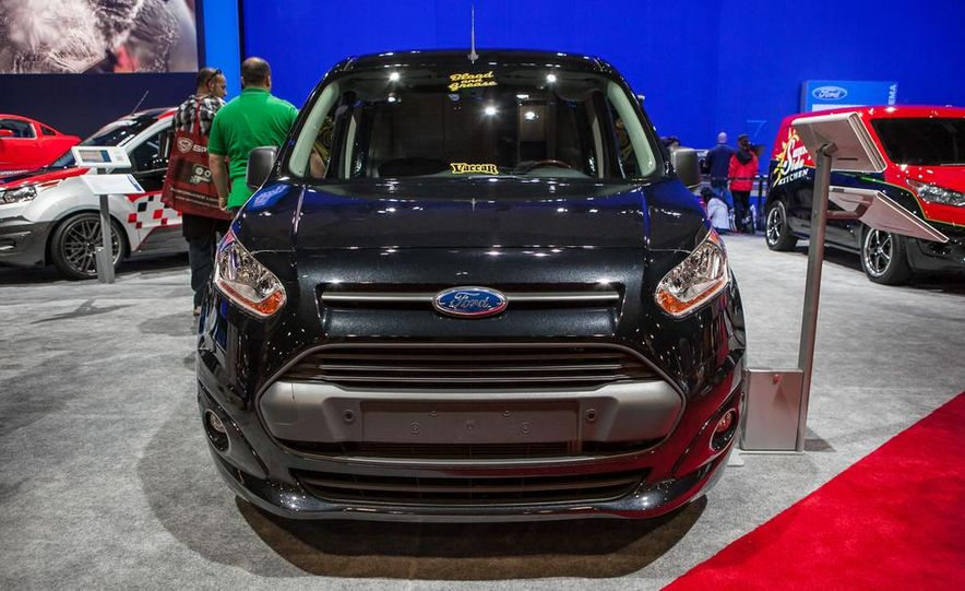 Ford Transit Connect by CGS Motorsports - Slide 13