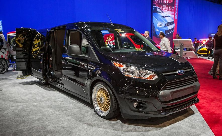 Ford Transit Connect by CGS Motorsports - Slide 14