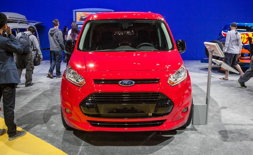 Ford Transit Connect by CGS Motorsports - Slide 1