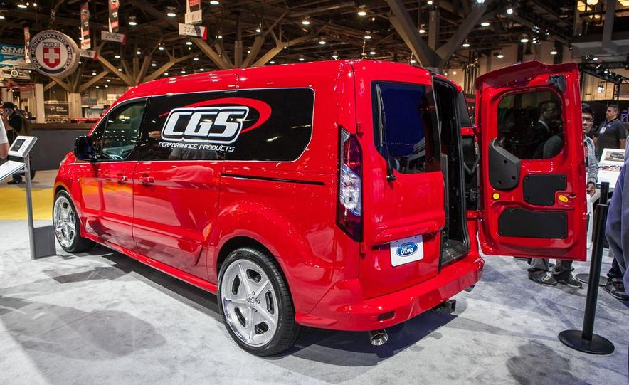 Ford Transit Connect by CGS Motorsports - Slide 3